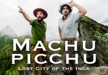 We Went to Machu Picchu in Virtual Reality!